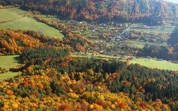 Fall in Slovakia Royalty Free Stock Image