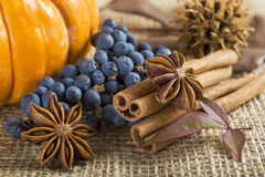 Fall spices.