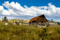 Fall in Steamboat Springs Colorado Stock Images
