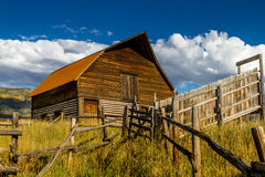 Fall in Steamboat Springs Colorado Royalty Free Stock Images