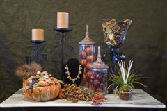 Fall still life Royalty Free Stock Photos