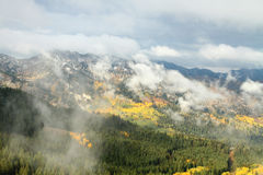 Fall in Utah Royalty Free Stock Photos
