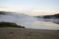 Fall in Vermont Lizenzfreie Stockfotos