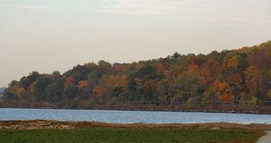 Fall in westchester, NY 1 Royalty Free Stock Photo