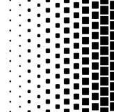 Fallande PIXEL i stilen av Mentis För lutningbakgrund för PIXEL abstrakt mosaisk design också vektor för coreldrawillustration Royaltyfria Foton