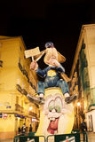 Fallas 2008, Valencia, Spain Stock Photography