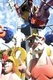 Fallas of Alicante, 24 June 2.014 Royalty Free Stock Images