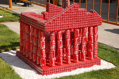 Fallas - latas. Fotografía de archivo libre de regalías
