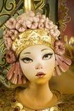 Fallas skulpturer Royaltyfri Foto