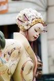 Fallas skulpturer Royaltyfria Bilder