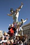 Fallas of Valencia Royalty Free Stock Photo