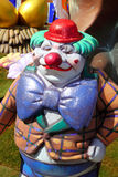 Fallas Valencia papier mache popular fest figures Stock Photography