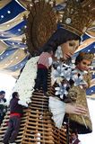 Fallas in Valencia, Spain Stock Photo