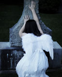 Fallen Angel_6 Stock Photo