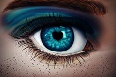 Fallen in love Stock Images