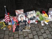 Fallen Soldier Stock Image