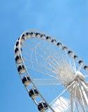 faller det ferrisniagara hjulet Royaltyfri Foto