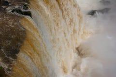 faller iguazuen Arkivbild