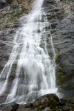 faller klippbrants- Royaltyfria Bilder