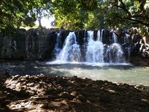 faller mauritius $rochester Arkivbilder