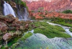 faller navajoen Fotografering för Bildbyråer
