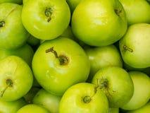 Fallhammer-Apple Stockbild
