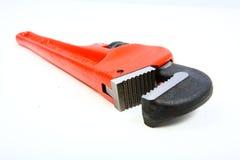 Fallhammer-Schlüssel Stockbild