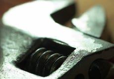 Fallhammer-Schlüssel Stockbilder