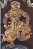 Fallhammer von Ramayana Lizenzfreie Stockfotos