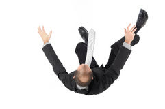 Falling, businessman Stock Photo