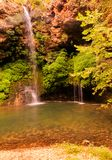 Falling Nature royalty free stock photography