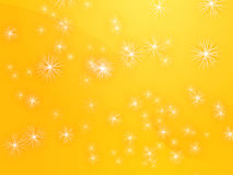 Falling snow Royalty Free Stock Photos