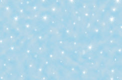 Falling snow background Royalty Free Stock Photography
