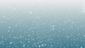 Falling Snow Royalty Free Stock Photo