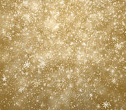 Falling snowflakes Royalty Free Stock Photo