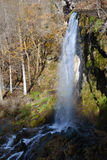 Falling Springs Waterfalls Stock Photos