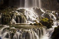 Falling Springs Falls Stock Images