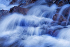 Falling Water Royalty Free Stock Images