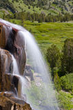 Falling Water Meadow Stock Images