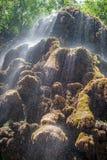 Falling water Royalty Free Stock Photo