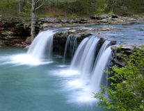 Falling Waters Falls Royalty Free Stock Photos