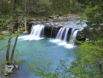 Falling Waters Falls Stock Image