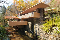 Fallingwater Royalty Free Stock Images
