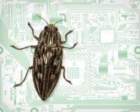 Fallo de funcionamiento del ordenador ilustración del vector