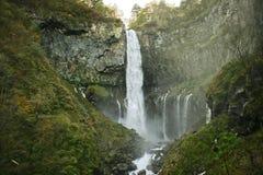 Falls. A water falls at Nikko, Japan royalty free stock images