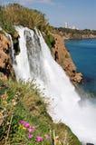 Falls in Antalya Royalty Free Stock Photos