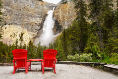 Falls, British Columbia, Canada stock photo