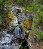 The Falls of Bruar royalty free stock photos