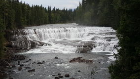 Falls of Canada Royalty Free Stock Photography