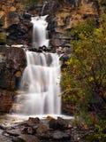 Falls, Canadian Rockies Stock Image